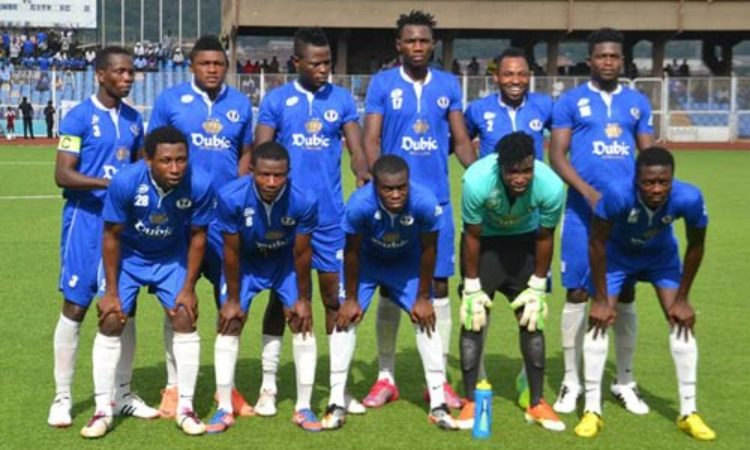 Enyimba loses to Raja in the CAF Confederation Cup