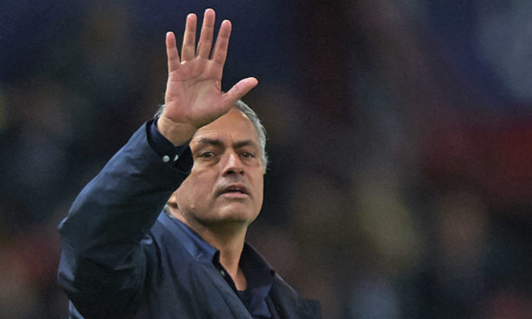 Juventus in another level: Jose Mourinho admits
