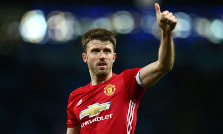 Carrick reveals why Red Devil's faithful should support Mourinho