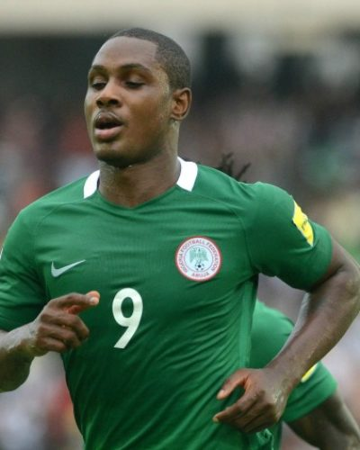 Ighalo not angry with critics