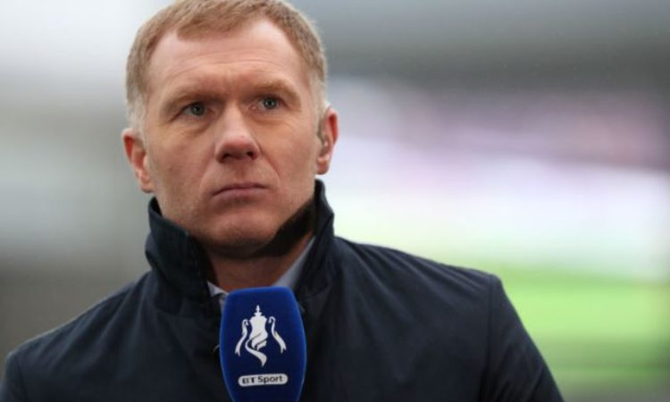 Manchester United now a club at war: Scholes speaks out
