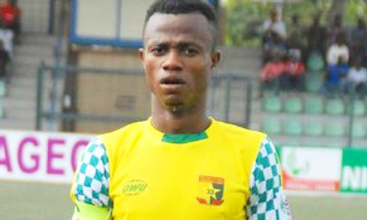 Top Nigeria Football News: Akwa United striker Victor Mbaoma ties the knots in Lagos.