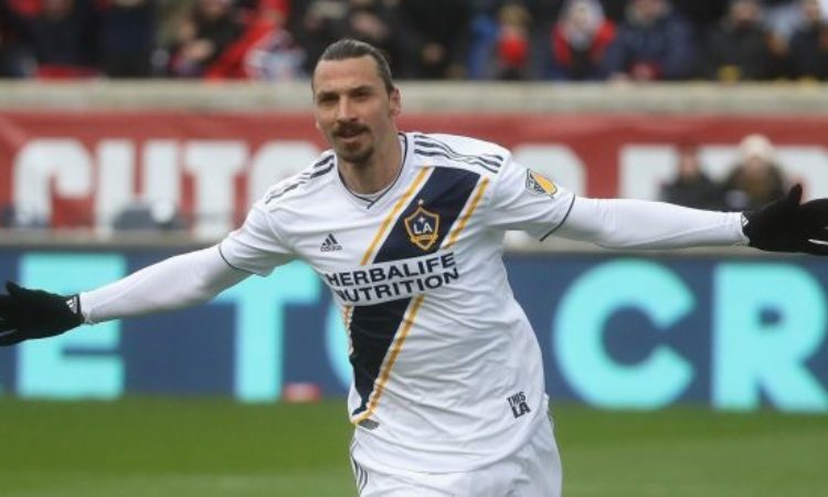 Ibrahimovic rules out Manchester United return