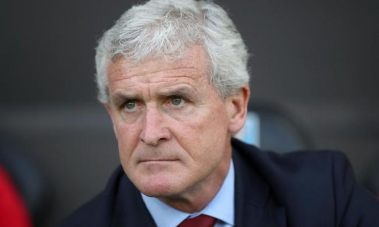 Mark Hughes pays tribute to Sarri and Zola ahead of Chelsea Southampton clash