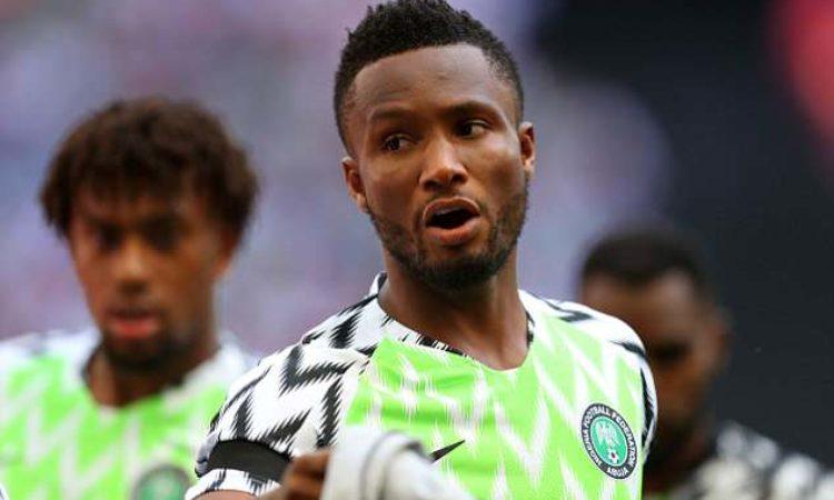 Mikel donates Cash to Nigeria's amputee team