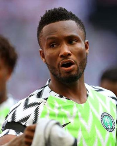 Top Nigeria Football New: MIKEL HAILS EAGLES PERFORMANCE: AMAZING GAME, GOOD TEAM SPIRIT.