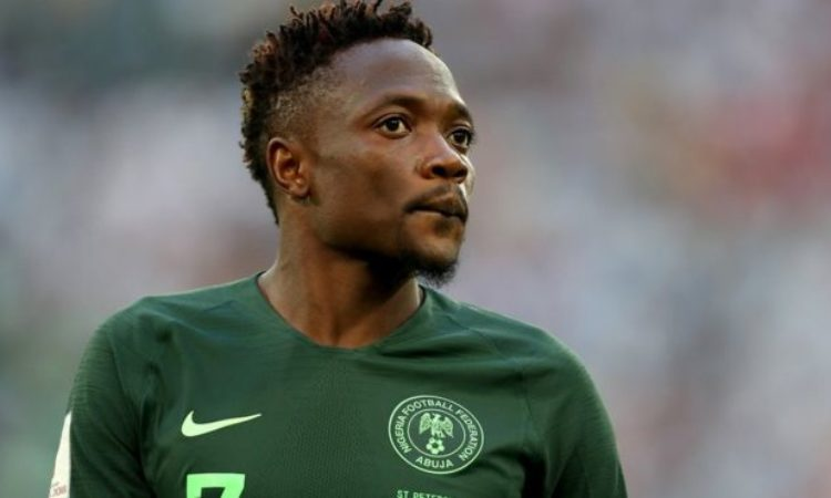 Top Nigeria Football News: Musa Bags Sport Award