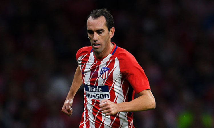 Manchester United confident of landing Diego Godin