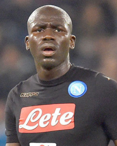 Transfer News:Manchester United turns attention to Koulibaly