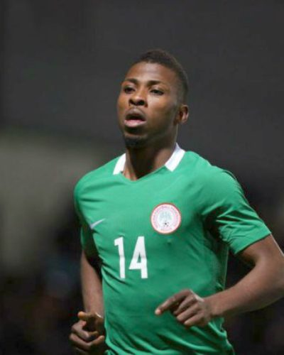 Super Eagles better than they were in 2017: Ihenacho
