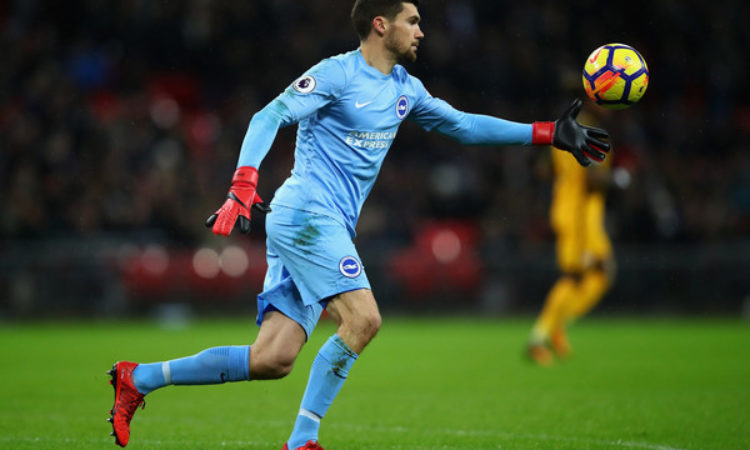 Mat Ryan linked with a shock move to Manchester United