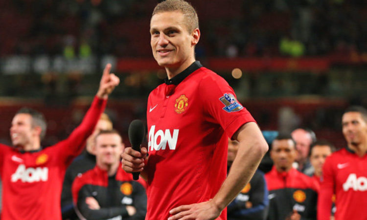 Manchester United form excites Vidic