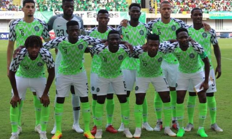 Reports: Super Eagles likely to camp in Morocco