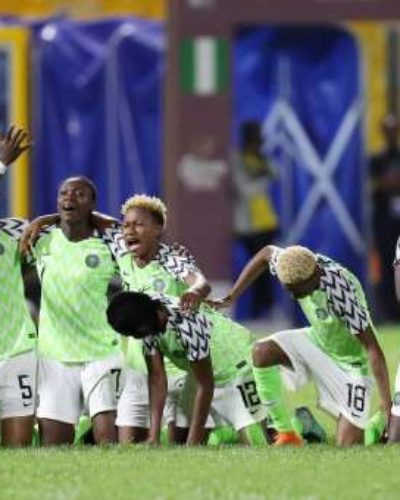 Top Nigeria Football News:  Falcons to go big against Banyana for ninth African title