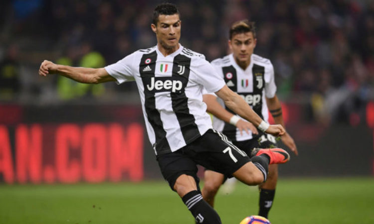 Ronaldo hits century of wins in UEFA Champions League
