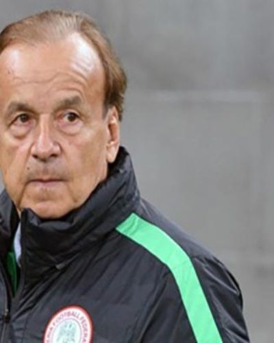 Top Nigeria Football News: Rohr Knows Nine Of His Starters Vs RSA : Picks Ezenwa In Team A, Undecided Over Leicester's Iheanacho