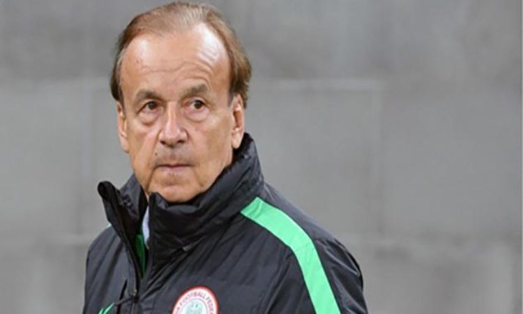 Rohr reveals why Solanke and Lookman are yet to feature for Nigeria