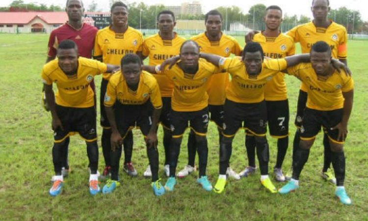 Kwara United start camping ahead of new season.