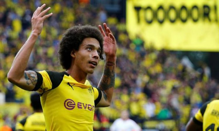 Transfer Talk: Manchester United switch attention to Axel Witsel