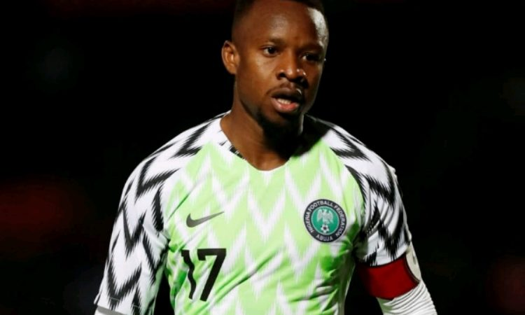 Onazi suffers injury, a doubt for African Cup of Nation.