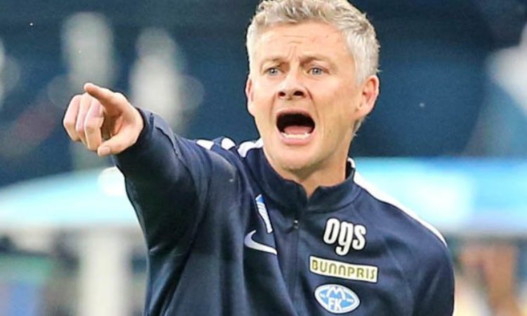 Solskjaer eyes Manchester United permanent job