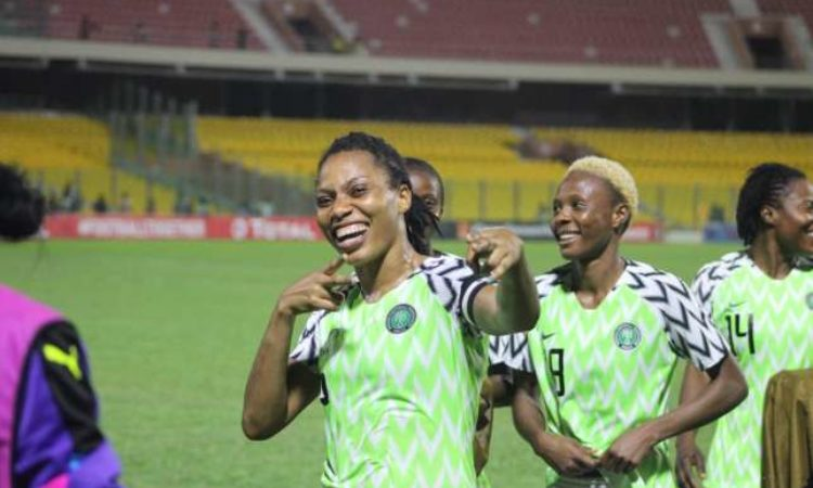 Top Nigeria Football News: Super Falcons wins 2018 AWCON title, defeat South Africa 4-3 on penalties