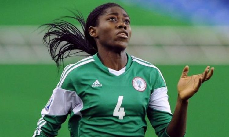 Top Nigeria Football News: Super Falcons Poster Girl Oshoala Named In 100 Best Footballers In The World