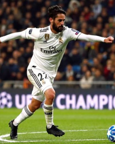 Report: Ronaldo to reunite with Isco as Juventus launch bid