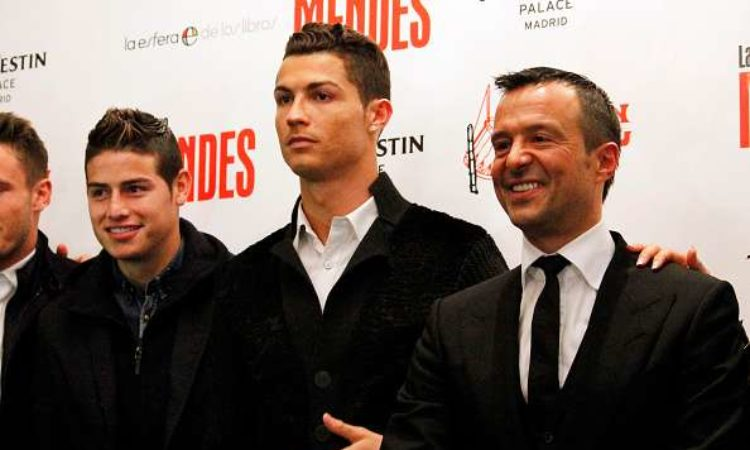 Ronaldo wants to win the UEFA Champions league at Juventus, He alone won it at Real Madrid: Mendes
