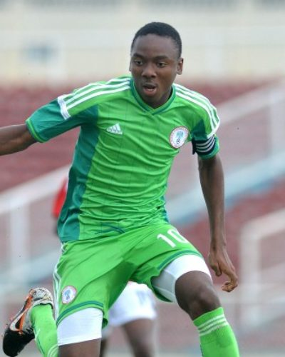 I do hope for more playing time: Kelechi Nwakali