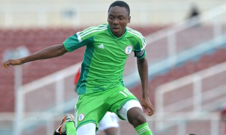 Top Nigeria Football News:  Nwakali Aims To Build On 90 Minutes With Porto