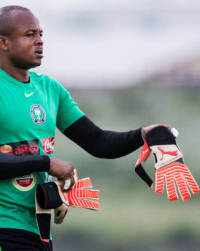 Top Nigeria Football News- Ezenwa: Super Eagles goalkeeper set for return to Heartland