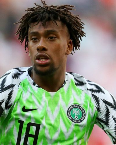 Top Nigeria Football News-Iwobi's Father Gives Reason For His Son's Move