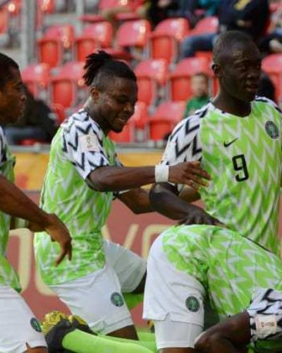 Top Nigeria Football News-Nigeria's Flying Eagles qualify for African Games football final