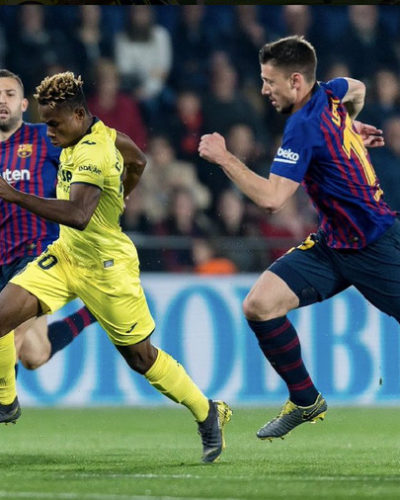 Top Nigeria Football News-Chukwueze Inspires Villarreal to Pre-season Win