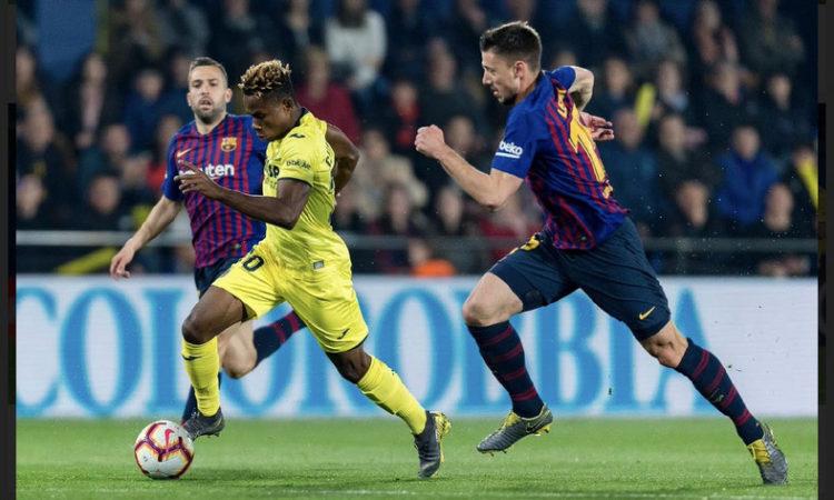 Top Nigeria Football News-Chukwueze Inspires Villarreal to Pre-season Win